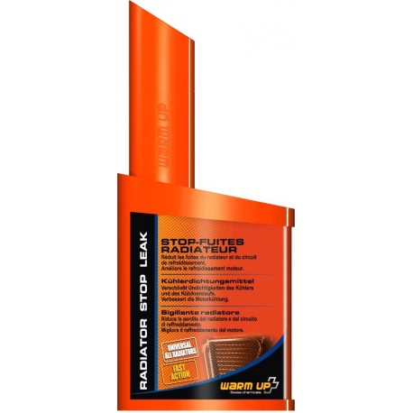 WARM UP Radiator Stop Leak 250 ml